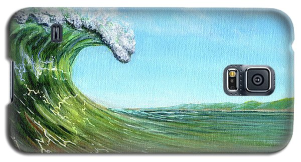 Gulf Of Mexico Surf Galaxy S5 Case