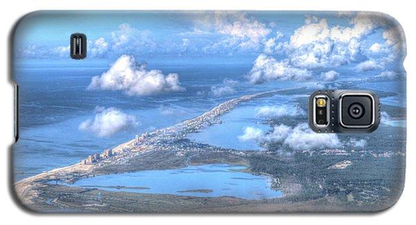 Gulf Shores-5094-tm Galaxy S5 Case