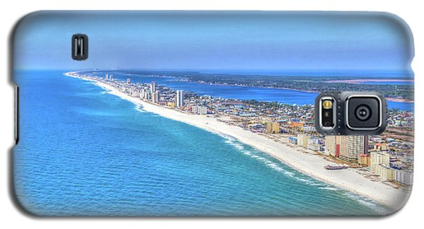 Gulf Shores Beaches 1335 Tonemapped Galaxy S5 Case
