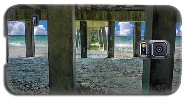Gulf Shores Park And Pier Al 1649b Galaxy S5 Case