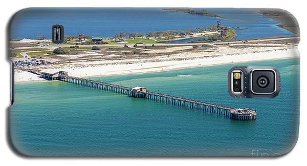 Gulf State Park Pier 7464n Galaxy S5 Case