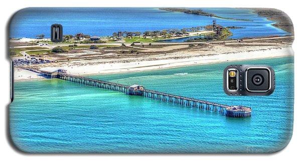 Gulf State Park Pier 7464p3 Galaxy S5 Case