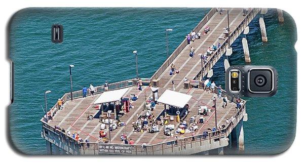 Gulf State Park Pier 7467 Galaxy S5 Case