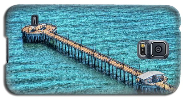 Gulf State Park Pier Galaxy S5 Case