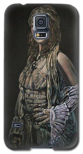 Gypsy Portrait Galaxy S5 Case