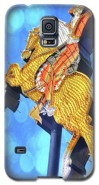 Hacienda Hors And Rider Galaxy S5 Case