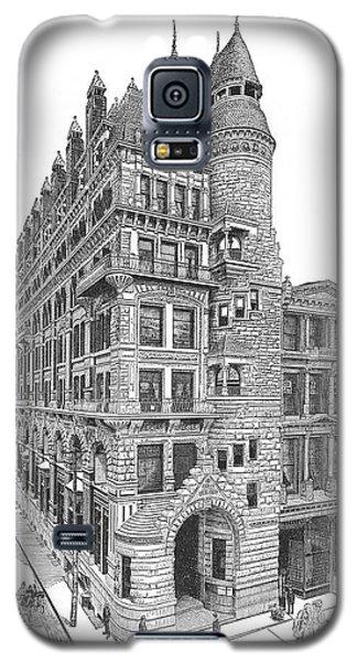 Hale Building Galaxy S5 Case