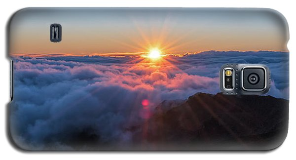 Haleakala First Light  Galaxy S5 Case