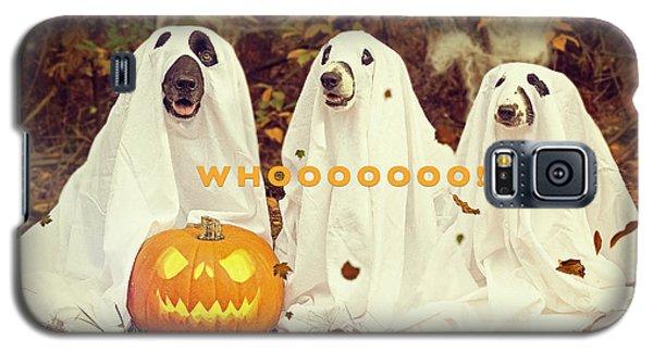 Halloween Hounds Galaxy S5 Case