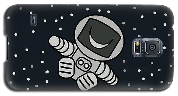 Happy Astronaut Galaxy S5 Case