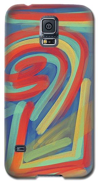 Happy Cyclops Galaxy S5 Case