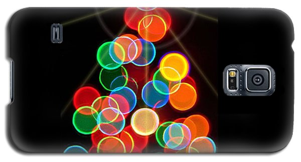 Happy Holidays - 2015-r Galaxy S5 Case