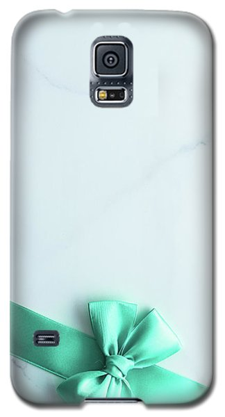 Happy Holidays V Galaxy S5 Case