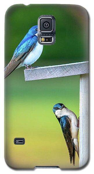 Happy Home Galaxy S5 Case