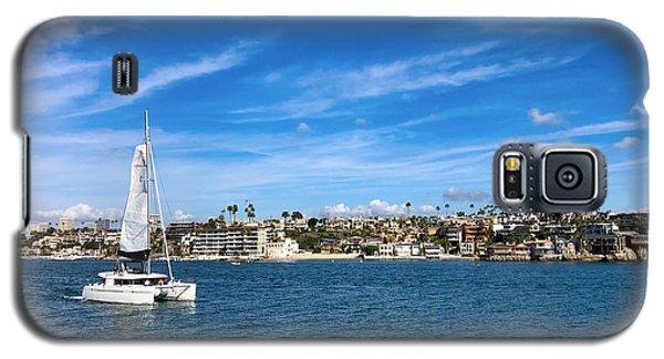 Harbor Sailing Galaxy S5 Case