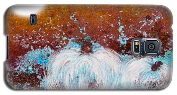 Harvest Pumpkin Galaxy S5 Case