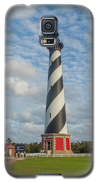 Hatteras Lighthouse Galaxy S5 Case