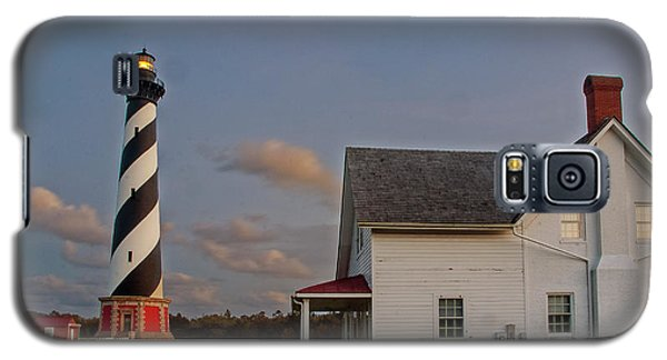 Hatteras Lighthouse No. 3 Galaxy S5 Case