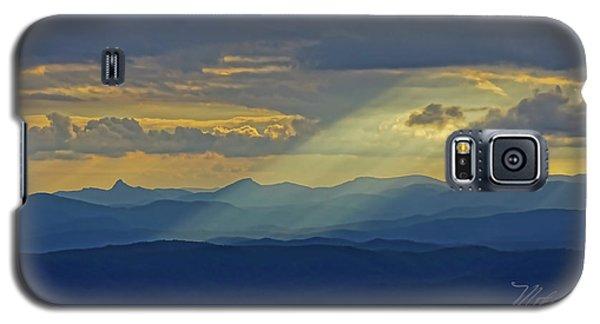 Hawks Bill Mountain Sunset Galaxy S5 Case