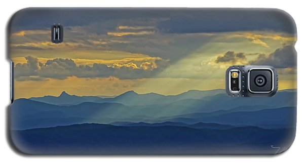 Hawks Bill Mountain Sunset Galaxy S5 Case