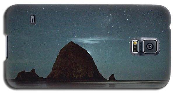 Haystack Under The Stars Galaxy S5 Case