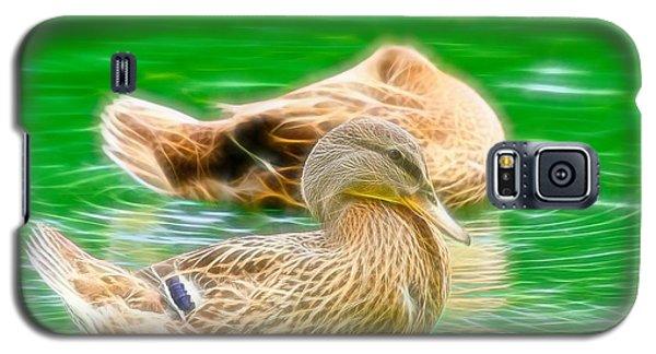 Headless Honey Duck Fibers Galaxy S5 Case