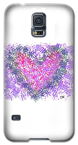 Heart 1007 Galaxy S5 Case
