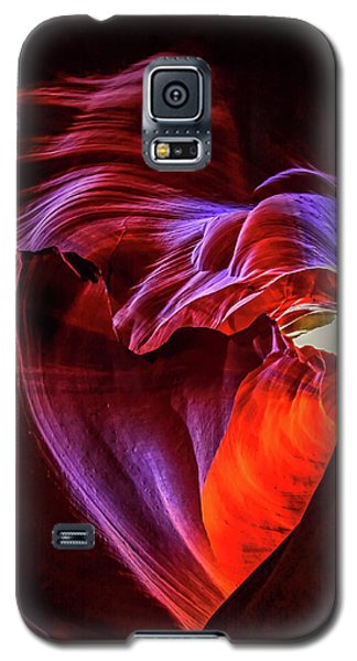 Heart Of Antelope Canyon Galaxy S5 Case