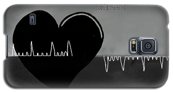 Heartbroken Galaxy S5 Case