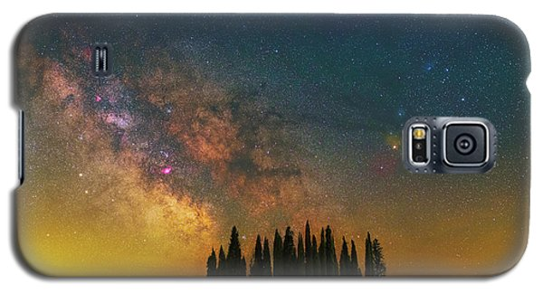 Heaven On Earth Galaxy S5 Case