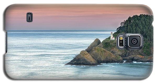 Heceta Lighthouse Galaxy S5 Case