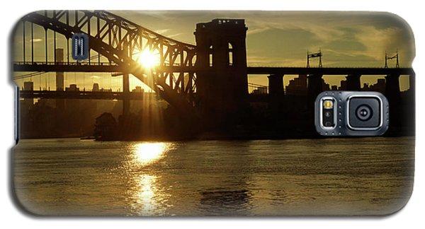Hellgate Sun Beam Galaxy S5 Case