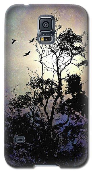 Herons At Dusk Galaxy S5 Case