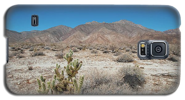 High Desert Cactus Galaxy S5 Case