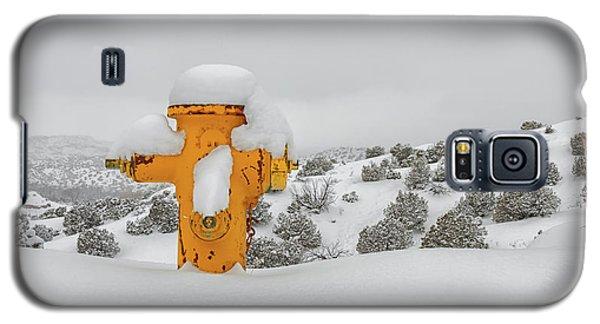 High Desert Hydrant Galaxy S5 Case