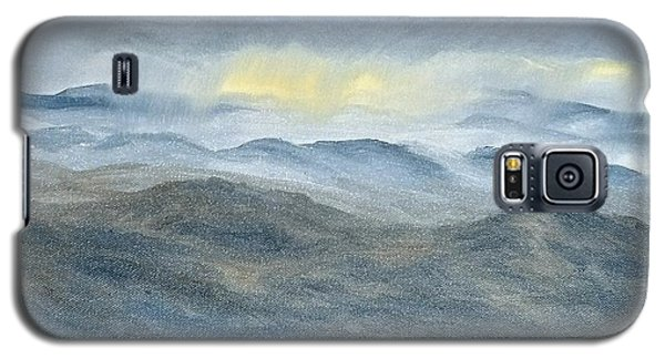 High Desert Morning Galaxy S5 Case