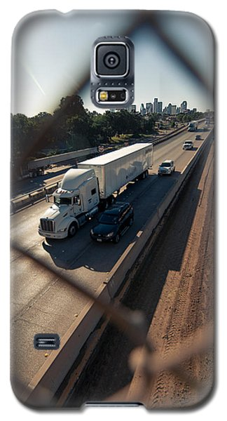 Highway Capture Galaxy S5 Case