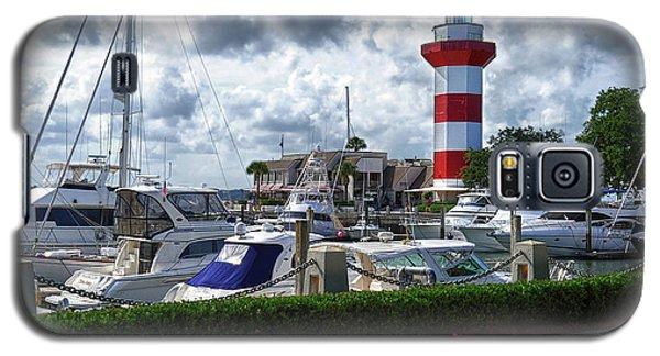 Hilton Head Island - Square Galaxy S5 Case