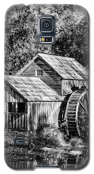 Historic Mabry Mill Galaxy S5 Case