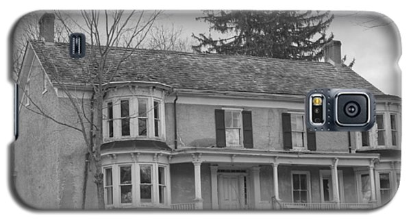 Historic Mansion With Towers - Waterloo Village Galaxy S5 Case