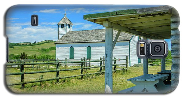 Historic Mcdougall Church, Morley, Alberta, Canada Galaxy S5 Case
