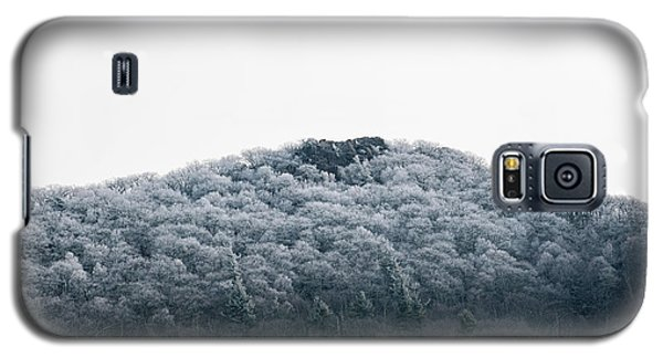 Hoarfrost On The Mountain Galaxy S5 Case