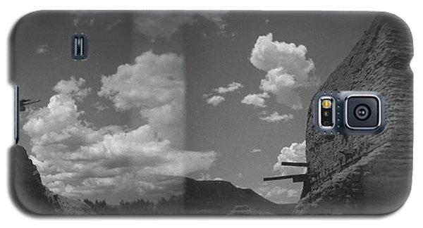 Holga Triptych 2 Galaxy S5 Case