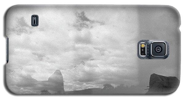 Holga Triptych 4 Galaxy S5 Case