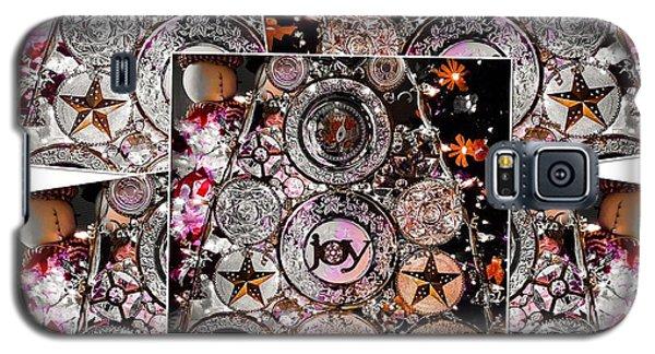 Holiday Joy Galaxy S5 Case