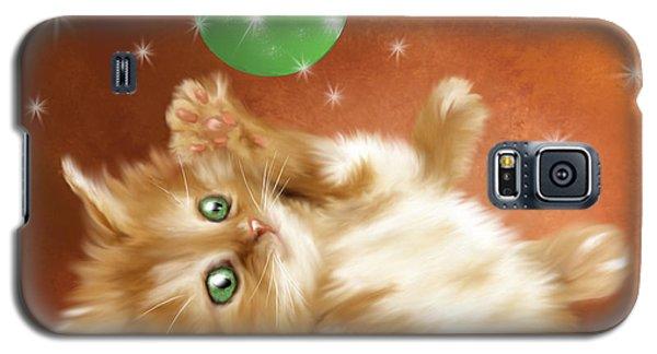 Holiday Kitty Galaxy S5 Case