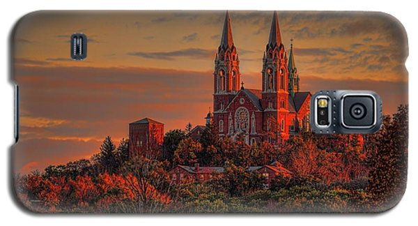 Holy Hill Sunrise Galaxy S5 Case