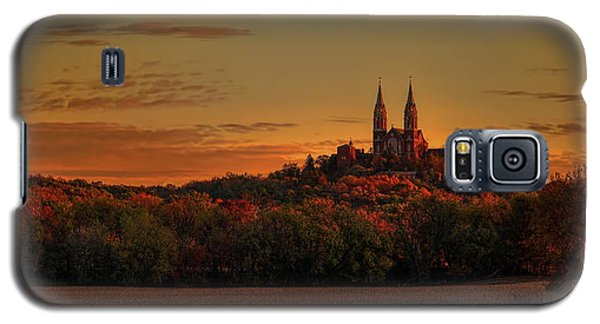 Holy Hill Sunrise Panorama Galaxy S5 Case