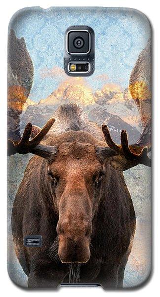 Hometown Moose Galaxy S5 Case