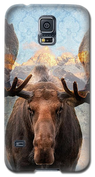Hometown Moose Galaxy S5 Case